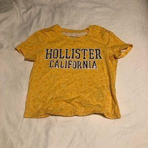 Hollister crop top